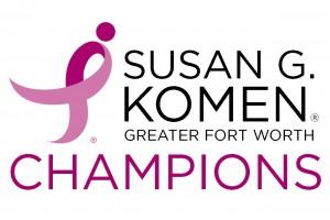 Komen Champions logo