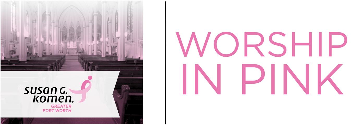 Worship in Pink